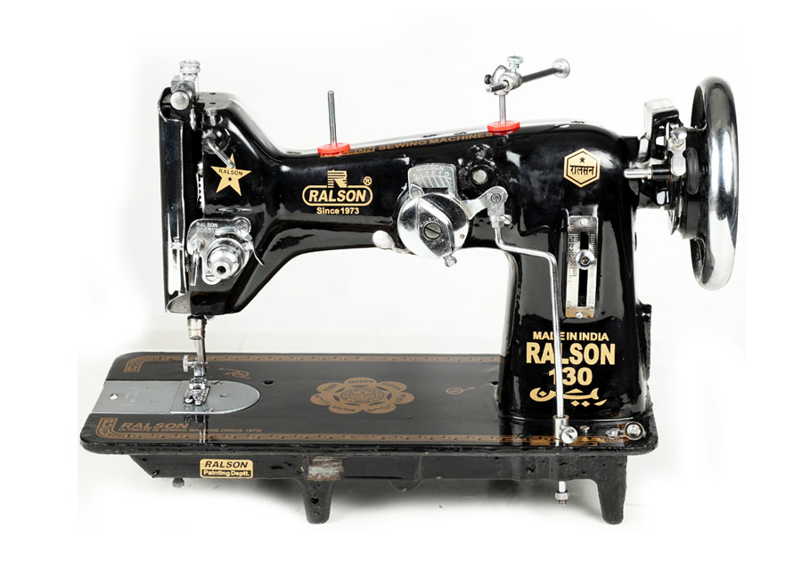 Ralson ZigZag 40K Extraordinary Sewing Machine With Embroidery Price